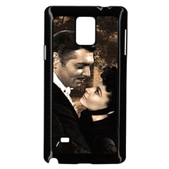 Gone with the Wind Samsung Galaxy Note 4 Case (Black)