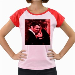 Gone with the Wind Women s Cap Sleeve T-Shirt