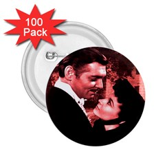 Gone with the Wind 2.25  Buttons (100 pack)