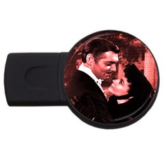 Gone with the Wind USB Flash Drive Round (1 GB)