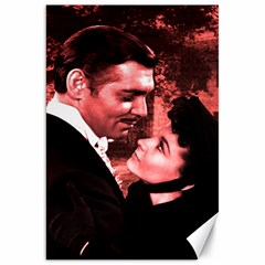 Gone with the Wind Canvas 20  x 30