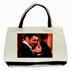 Gone with the Wind Basic Tote Bag (Two Sides)