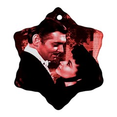 Gone with the Wind Ornament (Snowflake)