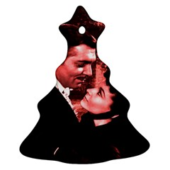 Gone with the Wind Christmas Tree Ornament (Two Sides)