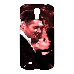 Gone with the Wind Samsung Galaxy S4 I9500/I9505 Hardshell Case