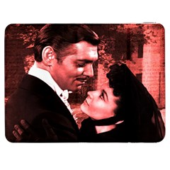 Gone with the Wind Samsung Galaxy Tab 7  P1000 Flip Case
