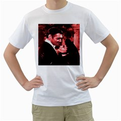 Gone with the Wind Men s T-Shirt (White)