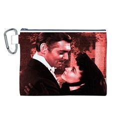 Gone with the Wind Canvas Cosmetic Bag (L)