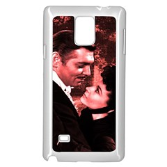Gone with the Wind Samsung Galaxy Note 4 Case (White)