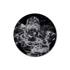 Angel Rubber Coaster (Round)