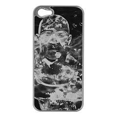 Angel Apple iPhone 5 Case (Silver)