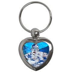 Swimming angel Key Chains (Heart)