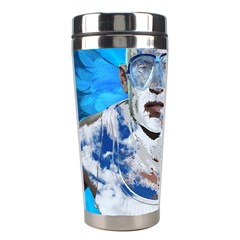 Swimming angel Stainless Steel Travel Tumblers