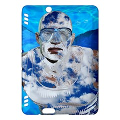 Swimming angel Kindle Fire HDX Hardshell Case