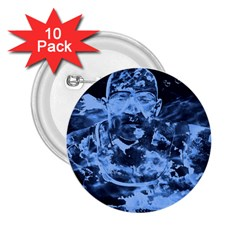 Blue angel 2.25  Buttons (10 pack)