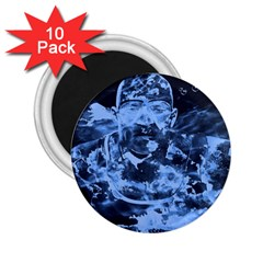 Blue angel 2.25  Magnets (10 pack)