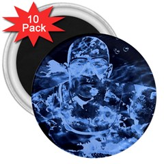 Blue angel 3  Magnets (10 pack)