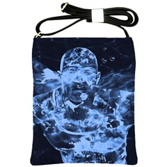 Blue angel Shoulder Sling Bags