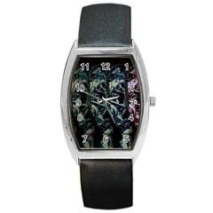 Cyber kid Barrel Style Metal Watch