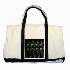 Cyber kid Two Tone Tote Bag