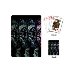 Cyber kid Playing Cards (Mini)