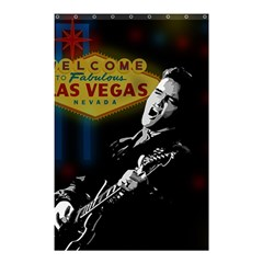Elvis Presley - Las Vegas  Shower Curtain 48  x 72  (Small)