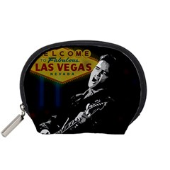 Elvis Presley - Las Vegas  Accessory Pouches (Small)