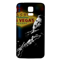 Elvis Presley - Las Vegas  Samsung Galaxy S5 Back Case (White)