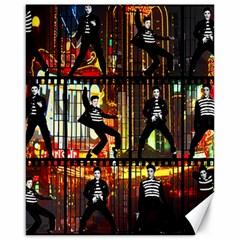 Elvis Presley - Las Vegas  Canvas 16  x 20