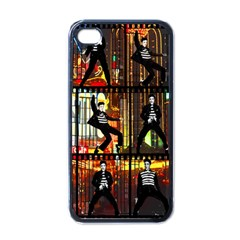 Elvis Presley - Las Vegas  Apple iPhone 4 Case (Black)