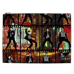 Elvis Presley - Las Vegas  Cosmetic Bag (XXL)