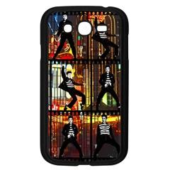 Elvis Presley - Las Vegas  Samsung Galaxy Grand DUOS I9082 Case (Black)