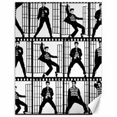 Elvis Presley Canvas 18  x 24