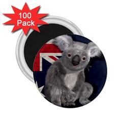 Australia  2.25  Magnets (100 pack)