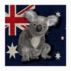 Australia  Medium Glasses Cloth