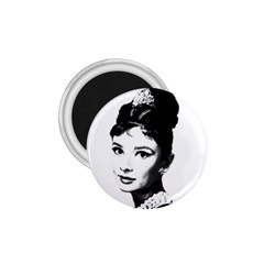 Audrey Hepburn 1.75  Magnets