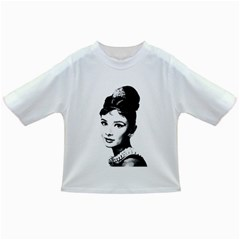 Audrey Hepburn Infant/Toddler T-Shirts