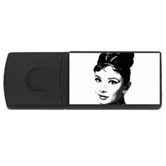 Audrey Hepburn USB Flash Drive Rectangular (2 GB)