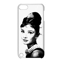 Audrey Hepburn Apple iPod Touch 5 Hardshell Case with Stand