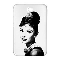 Audrey Hepburn Samsung Galaxy Note 8.0 N5100 Hardshell Case