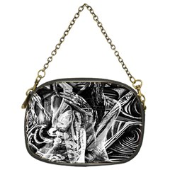 Gray girl  Chain Purses (One Side)