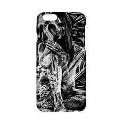 Gray girl  Apple iPhone 6/6S Hardshell Case