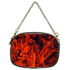 Red girl Chain Purses (Two Sides)