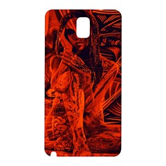 Red girl Samsung Galaxy Note 3 N9005 Hardshell Back Case