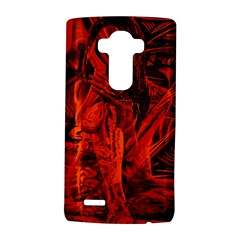 Red girl LG G4 Hardshell Case