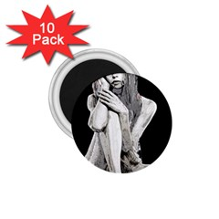 Stone girl 1.75  Magnets (10 pack)