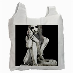 Stone girl Recycle Bag (Two Side)