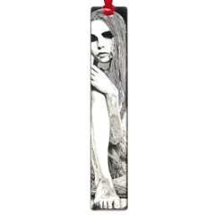 Stone girl Large Book Marks