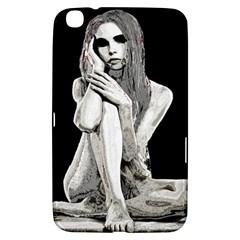 Stone girl Samsung Galaxy Tab 3 (8 ) T3100 Hardshell Case