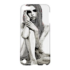 Stone girl Apple iPod Touch 5 Hardshell Case